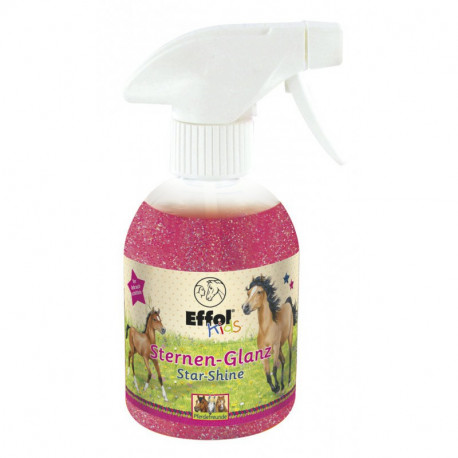 EFFOL KIDS - Spray à Paillettes Star Shine - 300 ml
